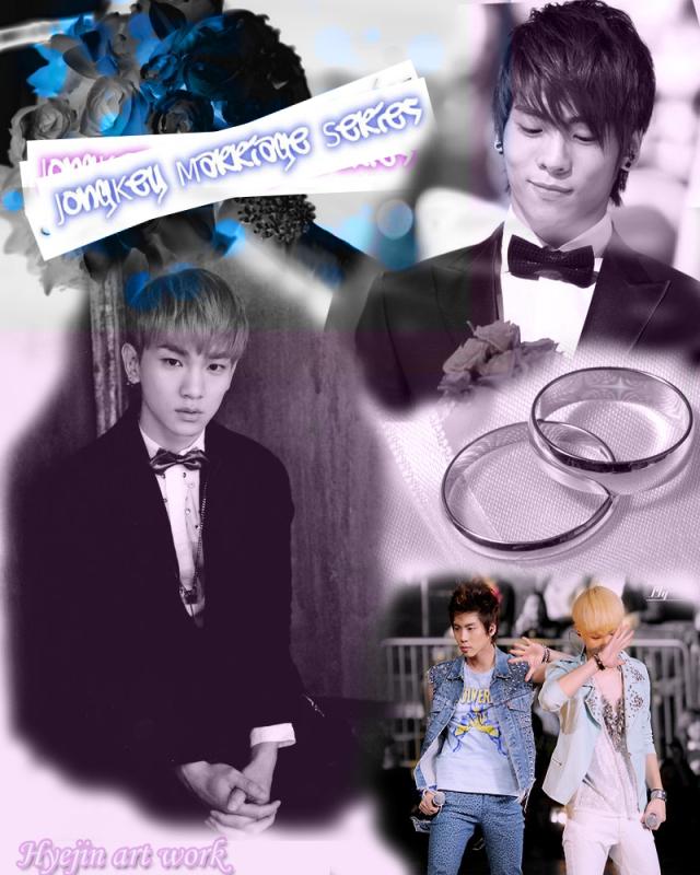 jongkey marriage series